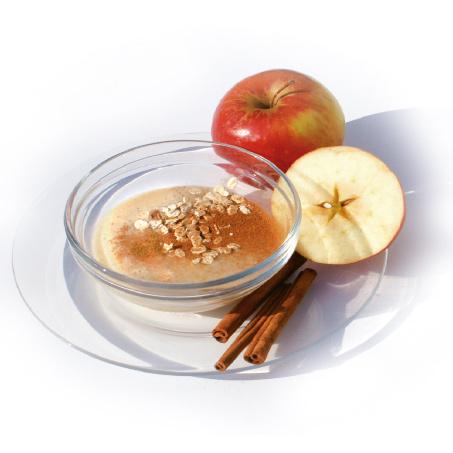 Haferflocken-mit-Apfel-Zimtgeschmack